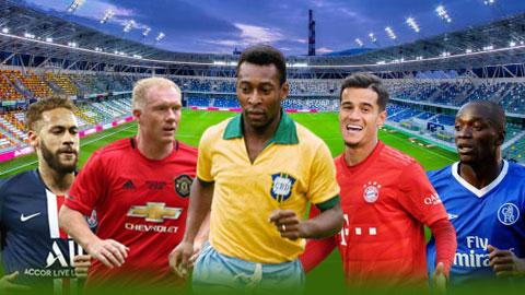 10 cầu thủ bị đánh giá quá cao so với tài năng trong lịch sử bóng đá