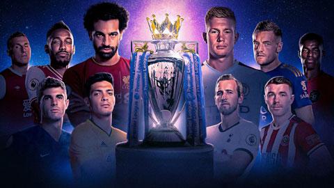 Những cột mốc mà fan Ngoại hạng Anh đặc biệt quan tâm cho phần còn lại của mùa 2019/20