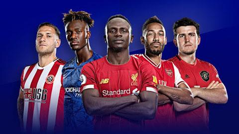Những trận đấu đáng xem nhất ở phần còn lại của Premier League 2019/20