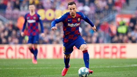 Vì sao Barca không hy sinh Arthur đổi lấy Pjanic?