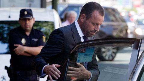 Cựu chủ tịch Barca kể về trải nghiệm trong… tù
