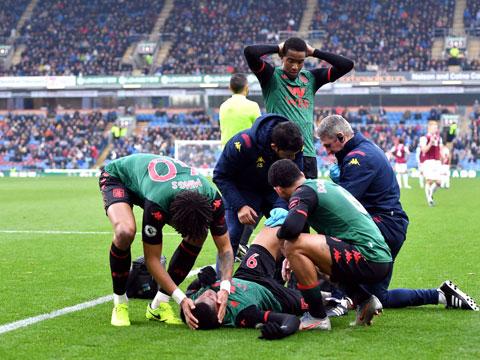 Lịch thi đấu dày đặc khiến các cầu thủ đối diện nguy cơ cao dính chấn thương