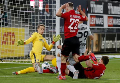 Havertz  ghi bàn thắng duy nhất ở đầu hiệp 2