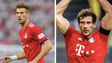 Fan Bayern ngỡ ngàng với màn 'lột xác' điên rồ của Goretzka trong dịch Covid-19
