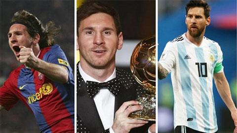10 khoảnh khắc biểu tượng cho sự nghiệp vĩ đại của Messi10 khoảnh khắc biểu tượng cho sự nghiệp vĩ đại của Messi