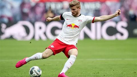 Klopp thúc đẩy Liverpool tiến hành thương vụ Werner