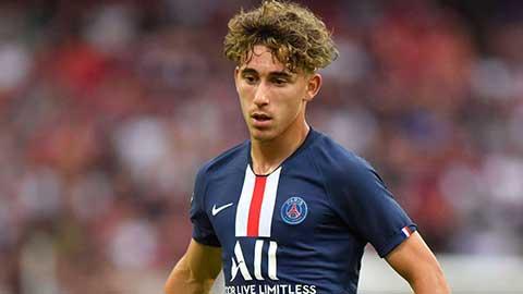 Arsenal để hụt mất sao mai 17 tuổi Aouchiche
