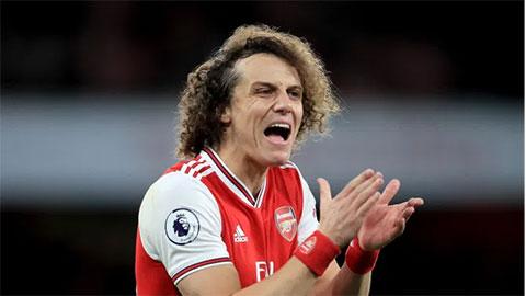 David Luiz xác nhận đang đàm phán trở lại Benfica