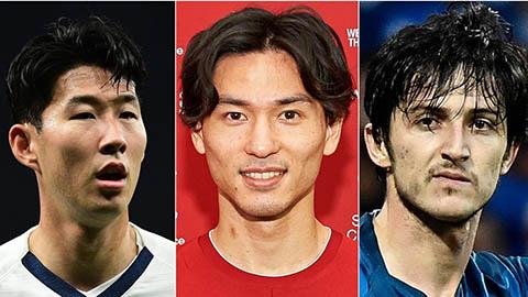 10 cầu thủ đắt giá nhất châu Á: Nhật Bản chiếm đa số, nhưng số 1 thuộc về Hàn Quốc