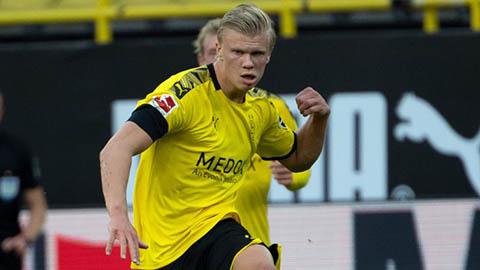 Dortmund mất Haaland và Dahoud ở trận đấu với Paderborn