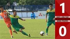 XSKT Cần Thơ 1-0 Bình Phước (Vòng 1/8, Cúp Quốc gia 2020)