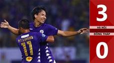 Hà Nội 3-0 Đồng Tháp (Vòng 1/8, Cúp Quốc gia 2020)