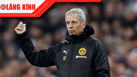Ngày Favre bị tống khứ khỏi Dortmund không còn xa