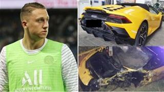 Cựu thủ môn Chelsea chết hụt vì tai nạn giao thông