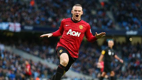 M.U vùi dập Arsenal & buổi tối khó quên của Rooney