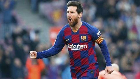 Messi được đánh giá trên tầm so với Ronaldo