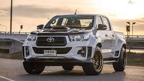 Toyota Hilux 2020 cực ngầu với widebody giá 80 triệu, đe Mitsubishi triton, Ford Ranger