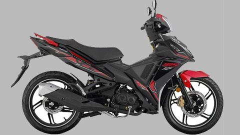 """Yamaha Exciter 150, Honda Winner X có thêm đối thủ """"siêu ngầu"""", động cơ 185cc, giá rẻ bất ngờ"""