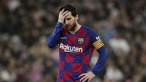 """Messi: """"Bóng đá không còn giống như trước"""""""