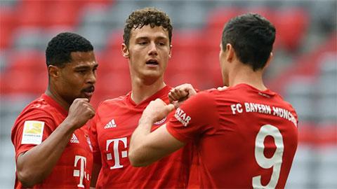 Bayern sẽ vô địch trên sân của Bremen?