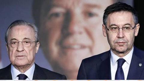 Nghịch lý điên rồ ở La Liga: Real khoanh tay, Barca vẫn mua sắm