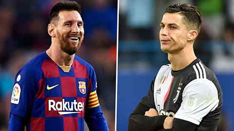Gary Lineker: 'Ronaldo kém xa Messi'