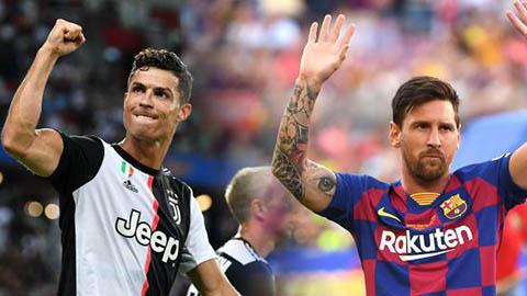 """""""Ronaldo hay Messi cũng bình thường thôi"""""""