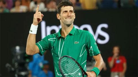 Djokovic - người đến từ hành tinh khác