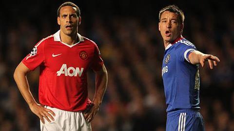 Vượt Van Dijk và Terry, Ferdinand là trung vệ hay nhất lịch sử Premier League