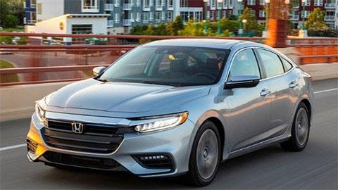 Honda tung ra mẫu xe mới tuyệt đẹp, đấu Mazda 3, Toyota Corolla Altis, Hyundai Elantra