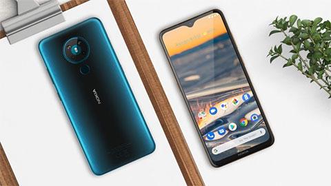 Nokia 5.3 giá rẻ, với Snap 665, camera 'chất' pin 4000mAh sắp mở bán