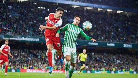 La Liga trở lại với trận mở màn là derby Seville