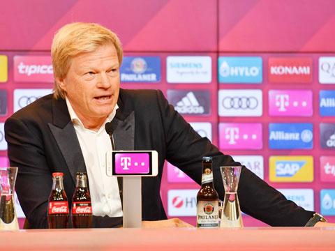 Kahn cho rằng dù rất cần nhưng Bayern chưa vội chốt hai thương vụ Sane và Havertz