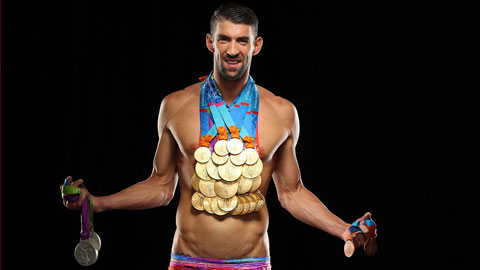 Michael Phelps, huyền thoại lắm tài nhiều tật