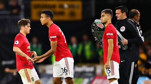 Các đội bóng có thể thay 9 người khi Premier League trở lại