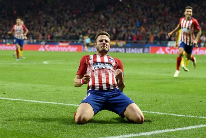 Saul có thể là giải pháp dài hạn thay thế Fernandinho ở Man City