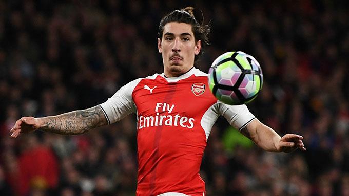 Bellerin cân nhắc rời Arsenal