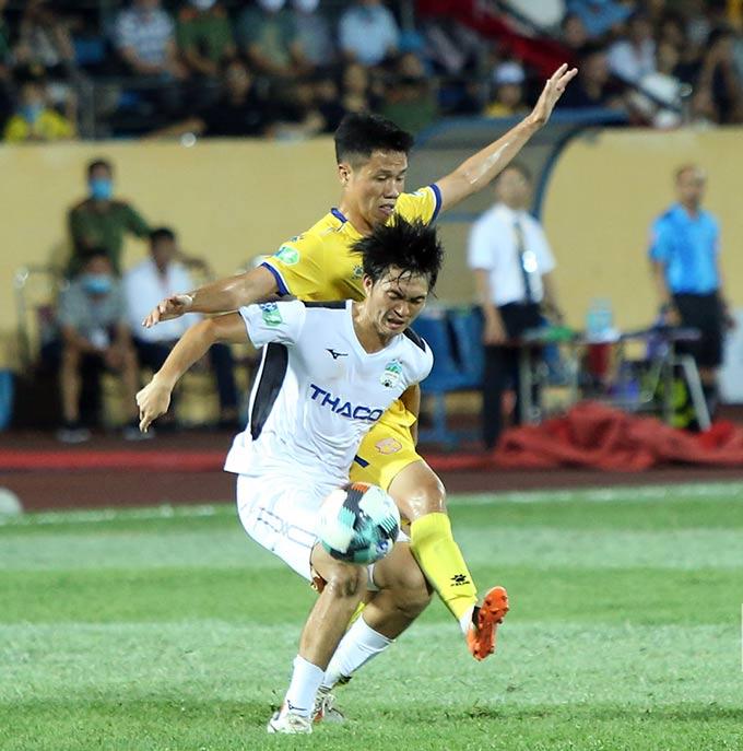 Tuấn Anh là một trong số những cầu thủ quan trọng của HLV Park Hang Seo phải dừng bước sớm ở cúp Quốc gia