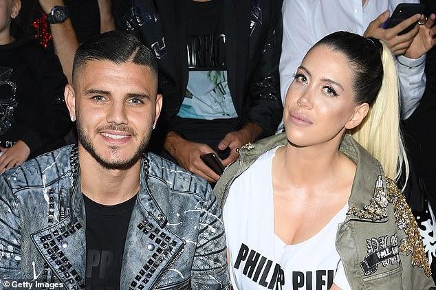 """Icardi và cô vợ Wanda """"cướp"""" được từ Maxi Lopez"""