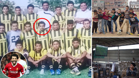 Salah, niềm tự hào của làng Nagrig