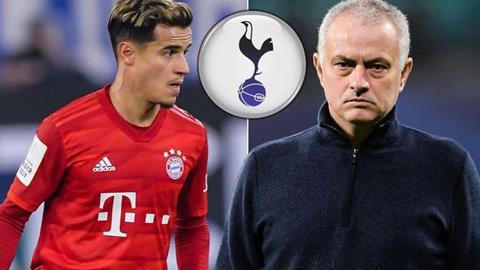Mourinho muốn cứu vớt sự nghiệp của Coutinho