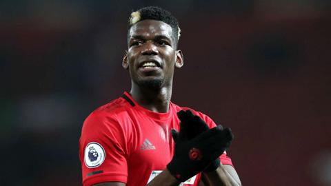 Pogba trở lại có thể truyền cảm hứng cho Man Utd vào Top 4