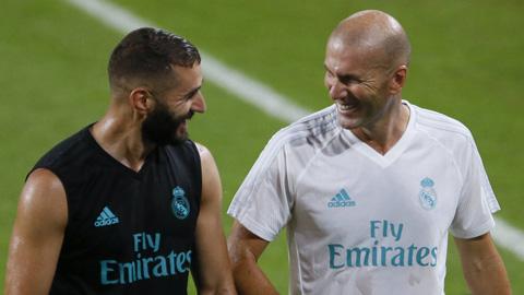 Real Madrid căng tràn hưng phấn chờ La Liga trở lại nhờ bí quyết của Zidane