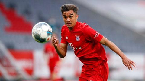 Bayern & gương mặt mới Oliver Batista Meier