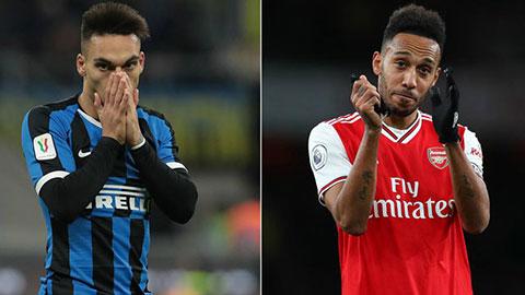 Lautaro đạt thỏa thuận với Barca, Aubameyang rộng cửa tới Inter
