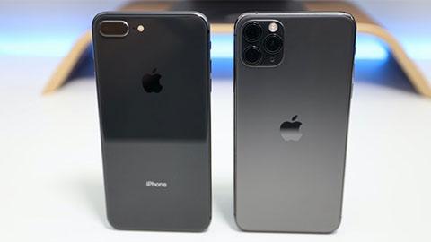 iPhone 7, iPhone 8 Plus, iPhone 11 Pro Max đồng loạt giảm giá 'sốc' thiết lập mức đáy mới