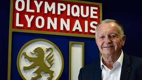Chủ tịch Lyon đòi chính phủ Pháp mở lại Ligue 1