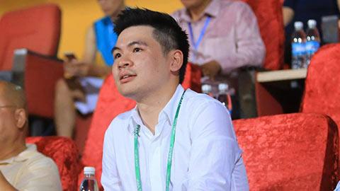 Chủ tịch 9x hạ chỉ tiêu phải thắng HAGL cho Hà Nội
