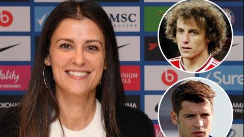 'Người đàn bà thép' giúp Chelsea thu lời 175 triệu bảng từ 'hàng thải'