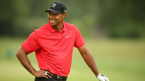 Những bóng hồng đã qua tay Tiger Woods